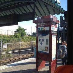 Photo taken at TriMet NE 60th Ave MAX Station by Ayngelina B. on 7/12/2012