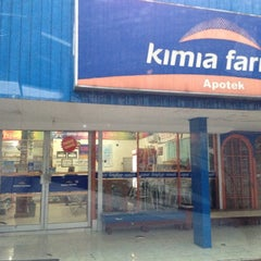 Photo taken at Apotik Kimia Farma 246 by Hendra S. on 2/23/2012
