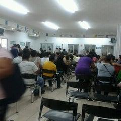 Photo taken at Modulo de Licencias y Placas by Salvador O. on 2/14/2012