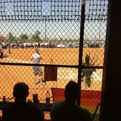 Photo taken at Houston Sportplex by Steve E. on 3/25/2012