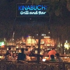 Photo taken at Kinabuch's Bar and Grill by Paulo E. on 6/25/2012
