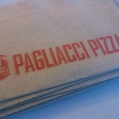 Photo taken at Pagliacci Pizza by Dougie G. on 2/24/2012