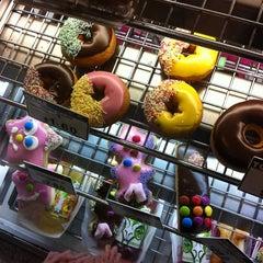 Photo taken at Donut King by Samantha on 5/6/2012