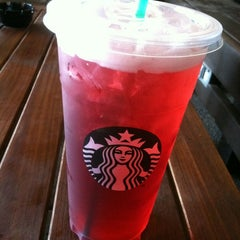 Photo taken at Starbucks by Jenn K. on 8/30/2012