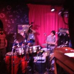 Photo taken at Bar Pink by Bryan C. on 7/8/2012