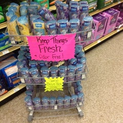 Photo taken at Piggly Wiggly by Krista B. on 8/24/2012