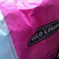 Photo taken at Taco Cabana by Victor R. on 3/3/2012