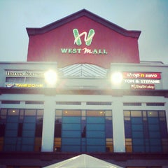 Photo taken at West Mall by Fiz W. on 9/5/2012