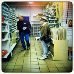 Photo taken at Dumbo Hardware by Andy D. on 5/8/2012
