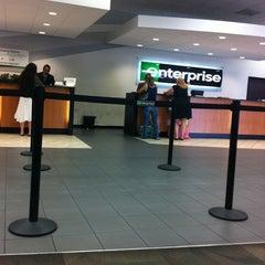 Photo taken at Enterprise Rent-A-Car by Mky on 6/8/2012
