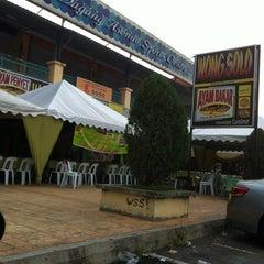 Photo taken at Ayam Bakar Wong Solo by Zanalola on 7/29/2012