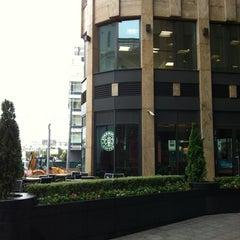 Photo taken at Starbucks by Foxxy L. on 8/29/2012