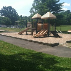 Photo taken at Erie  Street  Park by shaylin g. on 6/30/2012