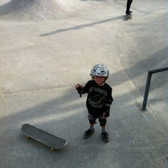 Photo taken at Laguna Niguel Skate Park (and Soccer field) by Charles W. on 3/17/2012