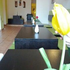 Photo taken at Restaurant Maru by Caspar Clemens M. on 3/24/2012