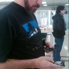 Photo taken at BancoEstado by Pablo C. on 4/30/2012
