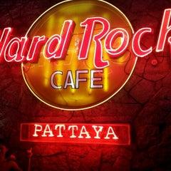 Photo taken at Hard Rock Cafe Pattaya by Василий Г. on 2/16/2012