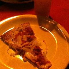 Photo taken at Pizzaria Nostra Terra by Igor G. on 8/12/2012