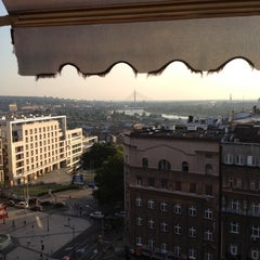 Photo taken at Caruso by Marija P. on 8/2/2012