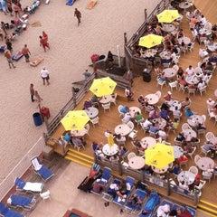 Photo taken at Ocean Annie's Beach Bar by Bob C. on 4/14/2012