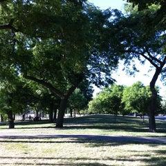 Photo taken at Horner Park by Marcella on 6/26/2012