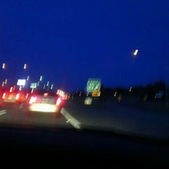 Photo taken at I-480 Exit 23 - OH-14 Broadway Ave Garfield Hts by Rebecca on 6/14/2012