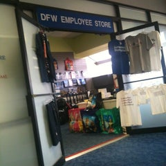 Photo taken at DFW Employee Store by Claas on 7/13/2012