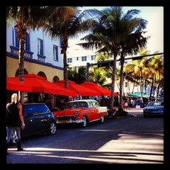 Photo taken at Ocean Drive by Alex K. on 4/26/2012