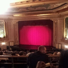 Photo taken at The Sandusky State Theatre by Jennie T. on 3/15/2012