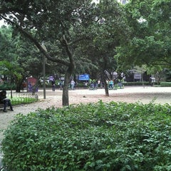 Photo taken at Praça Antero de Quental by Fernanda S. on 7/19/2012