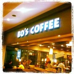 Photo taken at Bo's Coffee by Arrjae P. on 6/10/2012