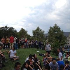 Photo taken at University Club by Chi L. on 8/22/2012