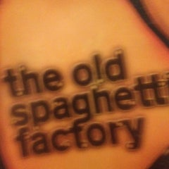 Photo taken at The Old Spaghetti Factory by Rocco C. on 8/6/2012