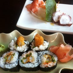 Photo taken at Sushi on McKinney by Don M. on 2/11/2012