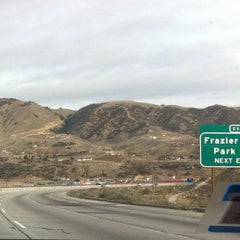 Photo taken at Los Angeles County Line by HeatherShanholtz.com on 3/28/2012