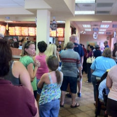 Photo taken at Chick-fil-A by Cheryl K. on 8/1/2012
