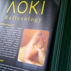 Photo taken at AOKI Reflexology by Yeni A. on 6/2/2012