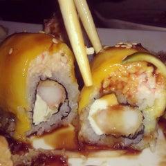Photo taken at Fuji Hana Hibachi Steakhouse & Sushi Bar by Ariana S. on 7/28/2012