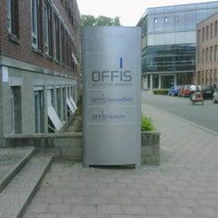 Photo taken at OFFIS - Institut für Informatik by Stefan B. on 5/22/2012