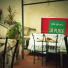 Photo taken at La Place by Dũng T. on 8/15/2012