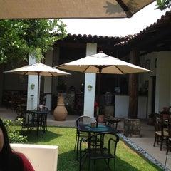 Photo taken at má-li by Ara R. on 4/29/2012