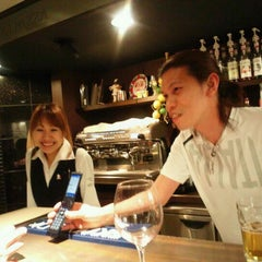 Photo taken at PIZZA PAZZA Italiana(ピッツァパッツァイタリアーナ) by Masakazu T. on 5/18/2012