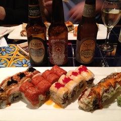 Photo taken at Sakura Japanese Restaurant by Stephen B. on 4/7/2012