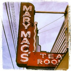 Photo taken at Mary Mac's Tea Room by Amy M. on 6/9/2012