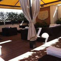 Photo taken at Hotel Artemide by Leonie L. on 6/7/2012