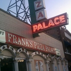 Photo taken at Frank's Pizza Palace by Terry R. on 6/9/2012