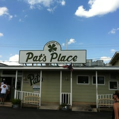 Photo taken at Pat's Place Restaurant by Michael C. on 5/26/2012