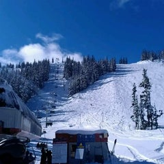 Photo taken at Whistler Village Gondola by Kevin A. on 2/26/2012