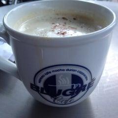 Photo taken at Blugré Coffee by Lex M. on 3/31/2012