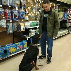 Photo taken at Petco by Jessica R. on 2/15/2012